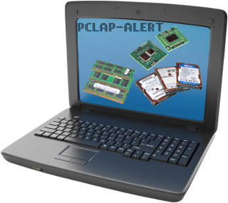 laptop starszy, lap antyk, pclap-alert, wyświetlacz, matryca laptopowa