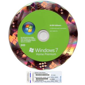 Windows 7 , oryginalny system operacyjny, windows 7 Home Premium