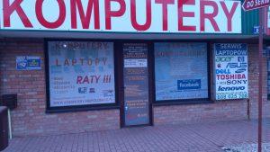 serwis sklep komputerowy